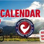 CHALLENGE RACE CALENDAR 2019