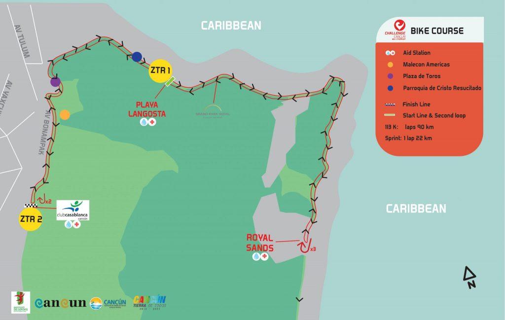 113K Course Maps - Challenge Cancun on south america map, world map, mexico map, merida map, yucatan map, caribbean map, xcaret map, cabo san lucas map, playa del carmen map, machu picchu map, central america map, cozumel map, puerto vallarta map, acapulco map, belize map, isla mujeres map, quintana roo map, tulum map, la paz map, riviera maya map,